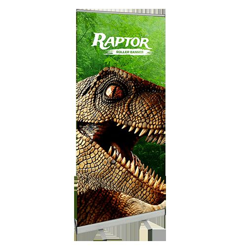Raptor Roller Banner