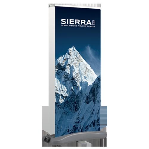 Sierra Double Sided Roller Banner